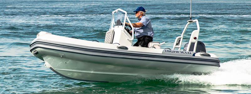 Highfield Ocean Master 420 - Boat Review