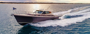 Whitehaven Harbour Classic 40 - Boat Review