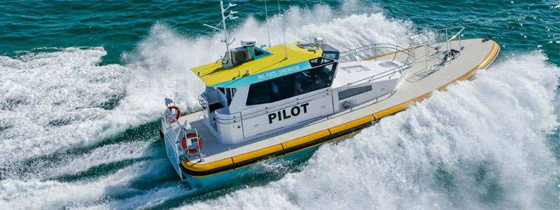 Pilot Boat Review - Norman R Wright & Sons