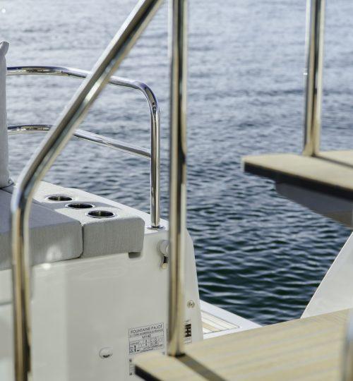 24-Fountaine Pajot MY5 - Power Catamaran-61