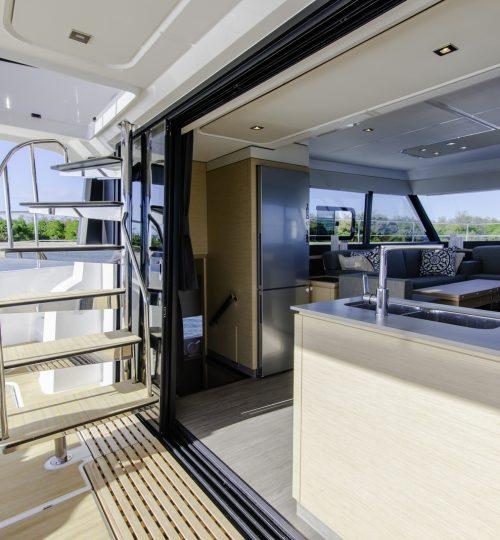 41-Fountaine Pajot MY5 - Power Catamaran-81