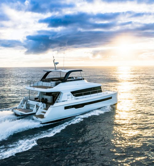 Iliad 50 Power Catamaran