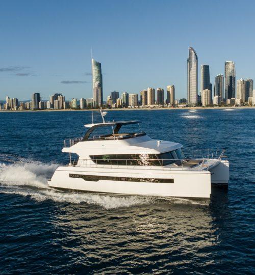 Iliad 50 Catamaran - onboard-25