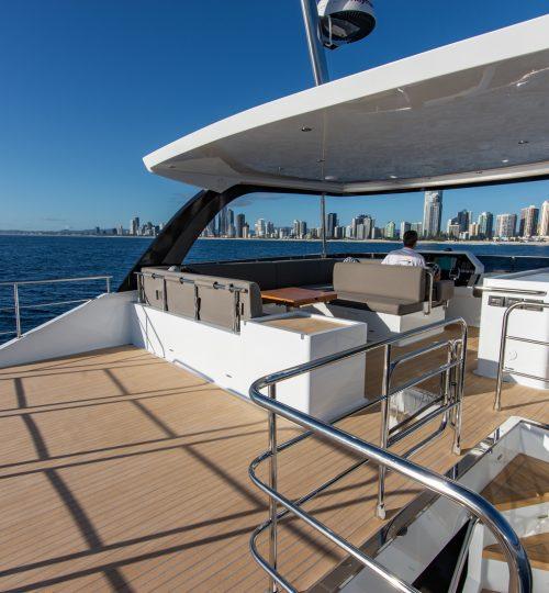 Iliad 50 Catamaran - onboard-44