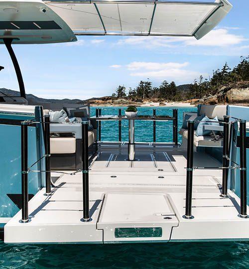 Balconies Ocean Alexander 45 Divergence