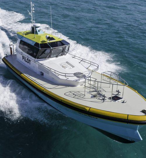 Pilot Boat Run MArch 5th-16