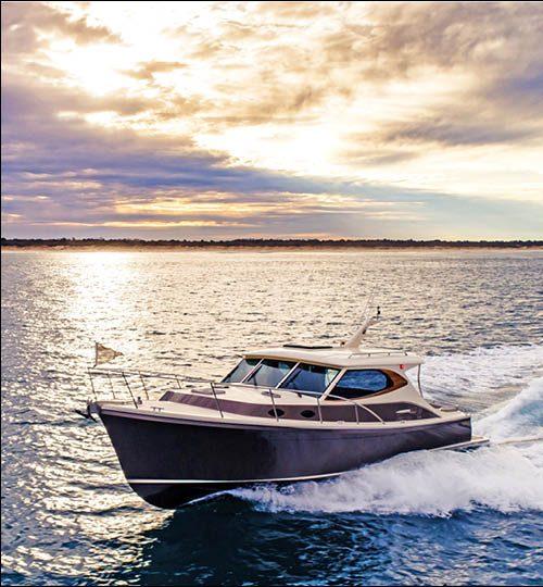 Whitehacen harbour classic 40